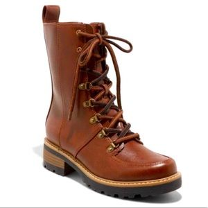 Brown Cade Boot New With Box